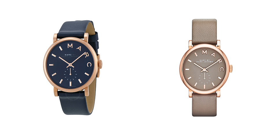 marc by marc jacobs watches